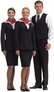 curriculum vitae de una azafata de vuelo