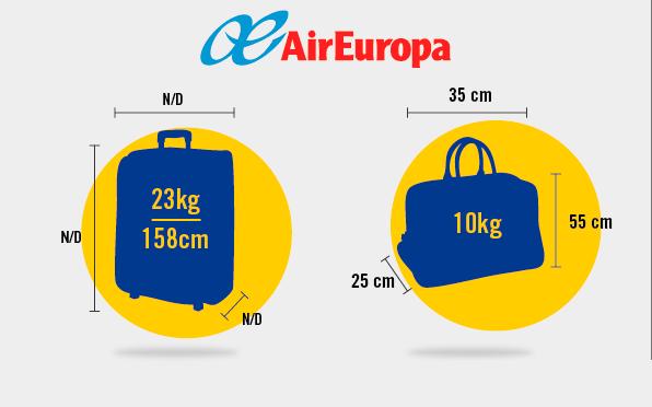 equipaje-maximo-air-europa