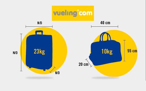 equipaje-maximo-vueling